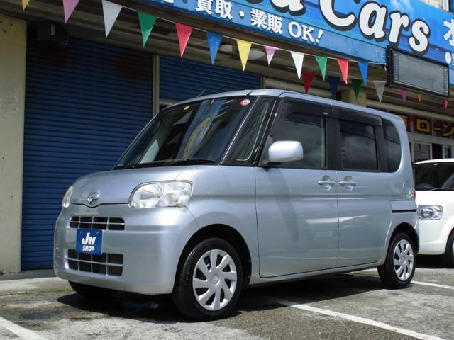 沖縄県の中古車ならタント L エコアイドル 左側スライドドア キーレス 電動ミラー ABS CD