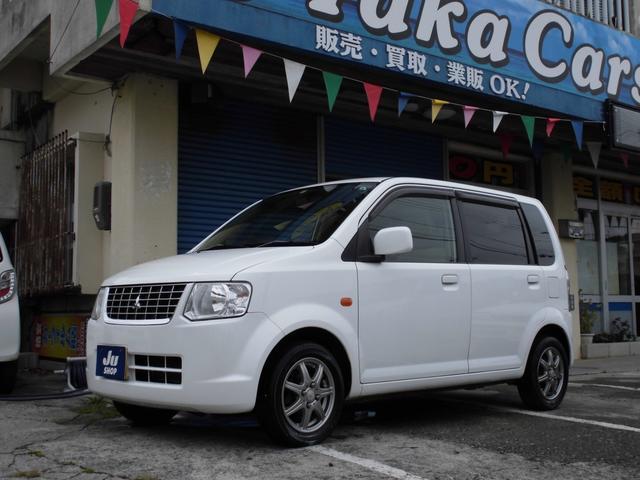沖縄県うるま市の中古車ならeKワゴン M キーレス 社外アルミ 電動ミラー