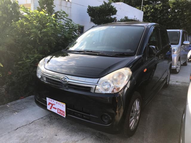 沖縄県の中古車ならミラカスタム X