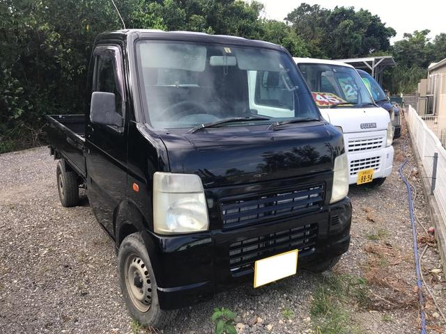 沖縄県の中古車ならキャリイトラック KC エアコン 5速MT
