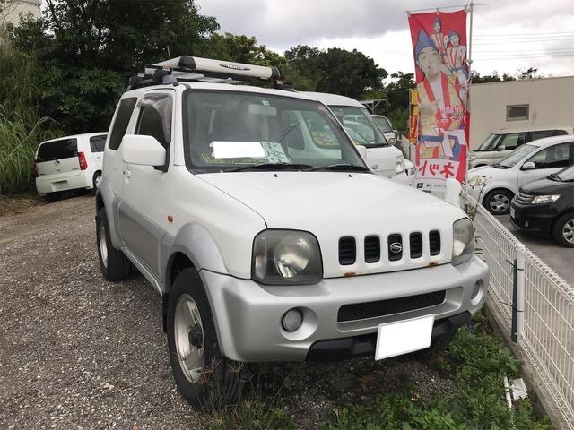 ジムニーシエラ:沖縄県中古車の新着情報