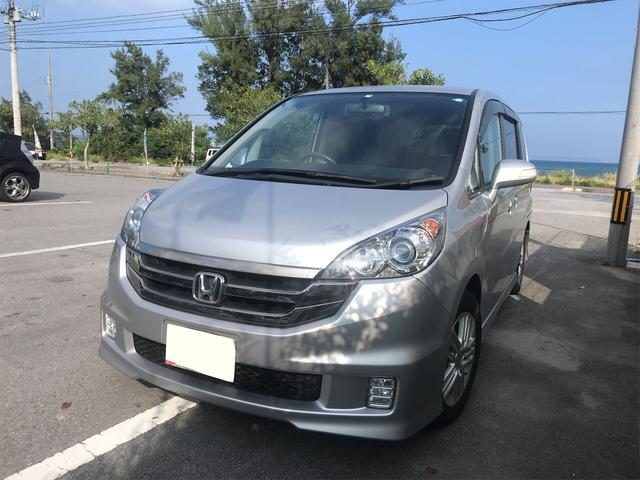 ステップワゴン:沖縄県中古車の新着情報