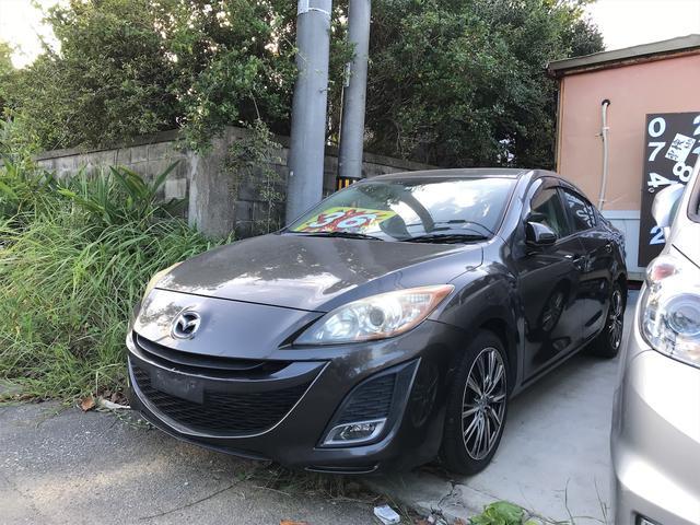 アクセラ:沖縄県中古車の新着情報