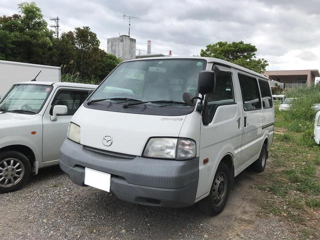 沖縄の中古車 マツダ ボンゴバン 車両価格 41万円 リ済込 2009(平成21)年 13.6万km ホワイト