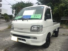 沖縄の中古車 ダイハツ ハイゼットトラック 車両価格 39万円 リ済込 平成14年 22.5万K ホワイト