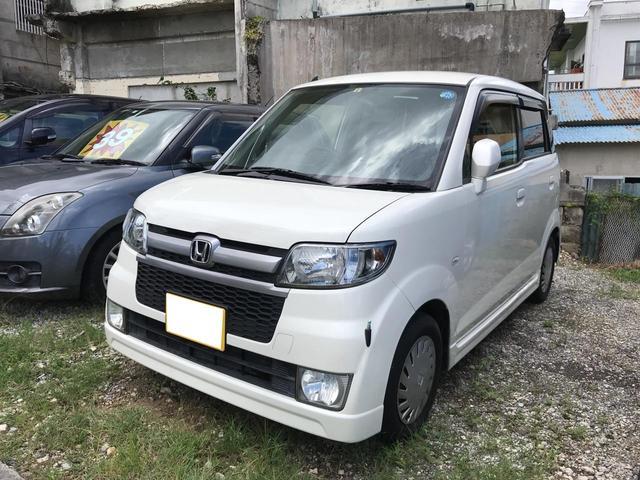 「ホンダ」「ゼスト」「コンパクトカー」「沖縄県」の中古車