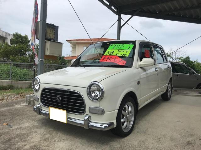 沖縄県の中古車ならミラジーノ ジーノ 5速MT
