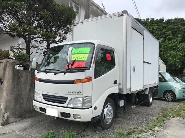 沖縄県うるま市の中古車ならデュトロ 5MT 2トンパネルバン
