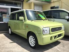 沖縄の中古車 スズキ アルトラパン 車両価格 31万円 リ済込 平成19年 2.2万K LグリーンII