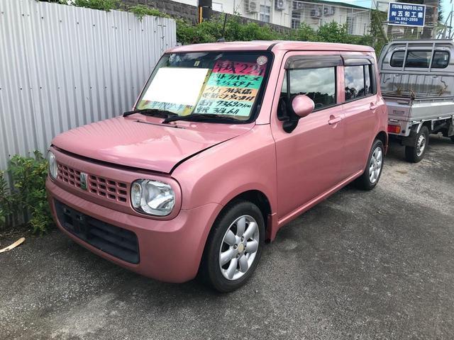 沖縄県宜野湾市の中古車ならアルトラパン X