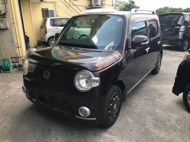 沖縄県宜野湾市の中古車ならミラココア ココアプラスG キーレス スマートキー ベンチシート ABS
