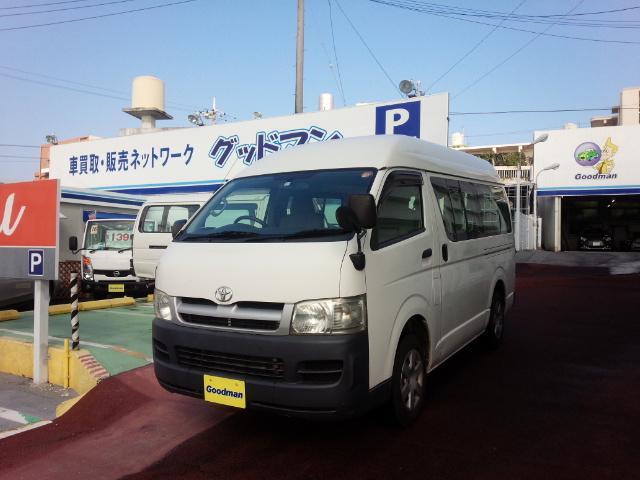 沖縄の中古車 トヨタ レジアスエースバン 車両価格 ASK リ済別 2007(平成19)年 18.3万km ホワイト