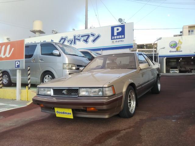沖縄の中古車 トヨタ ソアラ 車両価格 169万円 リ済別 1981(昭和56)年 10.8万km ゴールドII