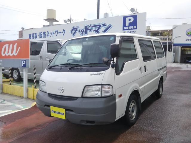 沖縄県の中古車ならボンゴバン DX