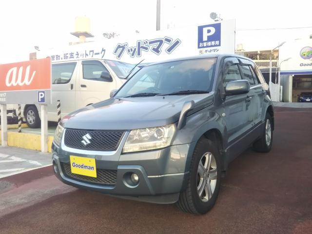 エスクード:沖縄県中古車の新着情報