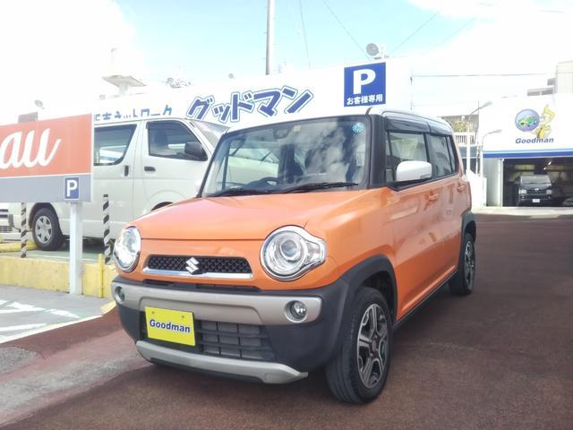 沖縄県の中古車ならハスラー Xターボ