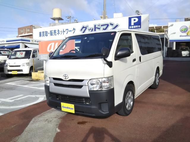 沖縄県の中古車ならレジアスエースバン 9人乗りディーゼルロングDX