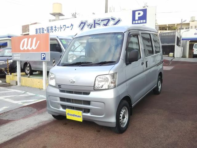 沖縄県宜野湾市の中古車ならハイゼットカーゴ  DXハイルーフ