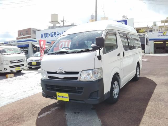 沖縄の中古車 トヨタ レジアスエースバン 車両価格 119万円 リ済別 2013(平成25)年 17.2万km ホワイト