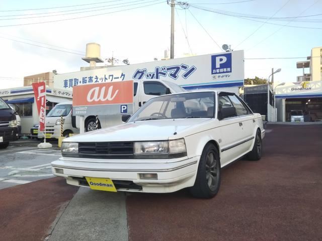 沖縄県宜野湾市の中古車ならブルーバード ターボSSS-X