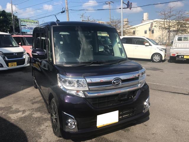 沖縄県沖縄市の中古車ならタント カスタムX トップエディションSAII