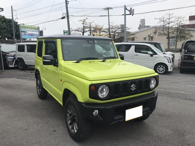 沖縄県沖縄市の中古車ならジムニー XC