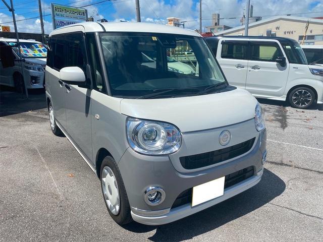 沖縄県沖縄市の中古車ならムーヴキャンバス Gメイクアップ SAIII