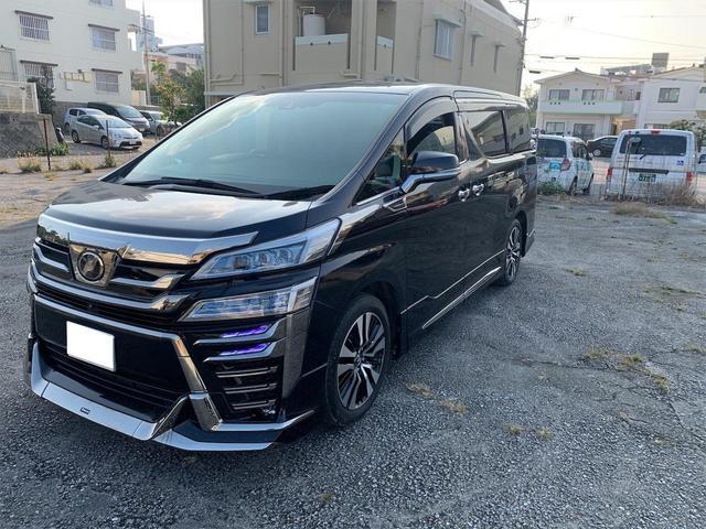 沖縄県の中古車ならヴェルファイア 3.5Z G