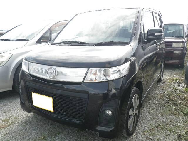 沖縄県の中古車ならAZワゴンカスタムスタイル XT アルミ HID スマートキー ターボ車 2年保証