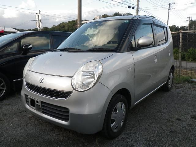 沖縄の中古車 スズキ MRワゴン 車両価格 ASK リ済込 平成18年 10.9万km シルバー