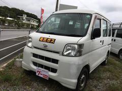 沖縄の中古車 ダイハツ ハイゼットカーゴ 車両価格 ASK リ済込 平成20年 14.5万K ホワイト