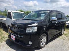 沖縄の中古車 トヨタ ヴォクシー 車両価格 ASK リ済込 平成21年 10.6万K ブラック