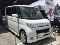 沖縄の中古車 ダイハツ タント 車両価格 63万円 リ済込 平成21年 9.7万K パールホワイト