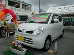 沖縄の中古車 日産 モコ 車両価格 46万円 リ済込 平成22年 6.0万K パール