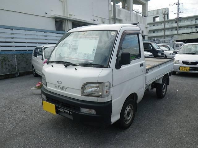 沖縄県の中古車ならハイゼットトラック 5速MT 三方開