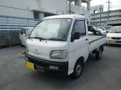沖縄の中古車 ダイハツ ハイゼットトラック 車両価格 29万円 リ済込 平成11年 8.4万K ホワイト