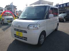 沖縄の中古車 ダイハツ タント 車両価格 52万円 リ済込 平成21年 7.7万K パールホワイト