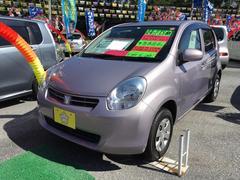 沖縄の中古車 トヨタ パッソ 車両価格 49万円 リ済込 平成24年 4.7万K ライトパープル