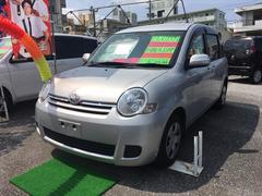 沖縄の中古車 トヨタ シエンタ 車両価格 53万円 リ済込 平成21年 4.7万K シルバー