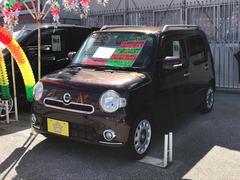 沖縄の中古車 ダイハツ ミラココア 車両価格 73万円 リ済込 平成25年 5.5万K DブラウンM