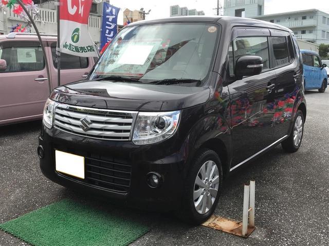 沖縄の中古車 スズキ MRワゴンWit 車両価格 69万円 リ済込 2014(平成26)年 3.2万km DブラウンM