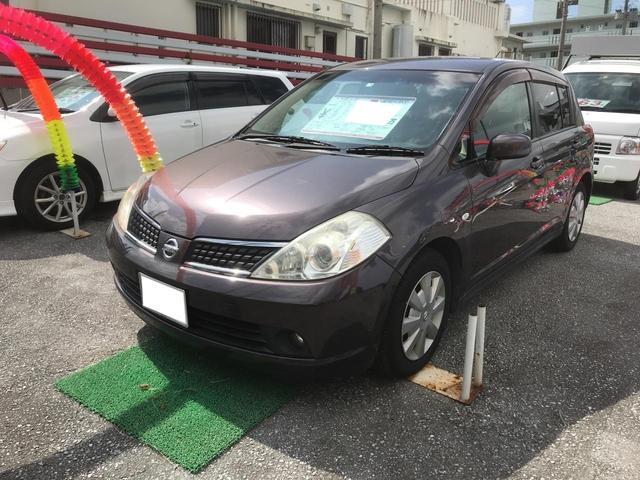 沖縄県の中古車ならティーダ