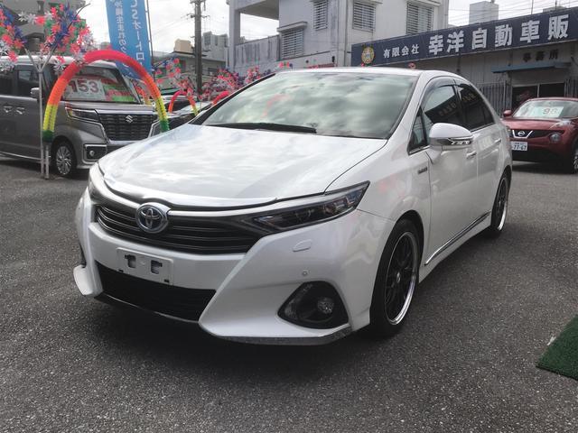 トヨタ G ナビTV クルーズコントロール ヘッドライトウォッシャー