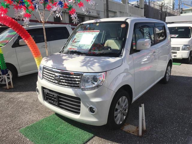 沖縄県の中古車ならモコ ドルチェX スマートキー ナビ アイドリングストップ