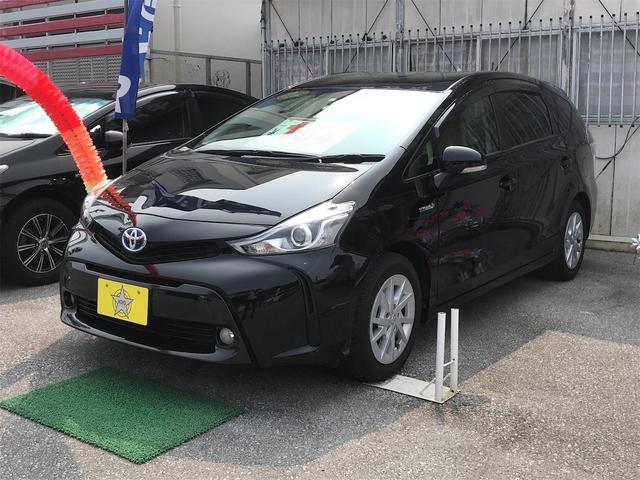 トヨタ G スマートキー ナビTV バックガイドモニター オートクルーズコントロール 純正アルミ パワーシート 低燃費ハイブリッド車