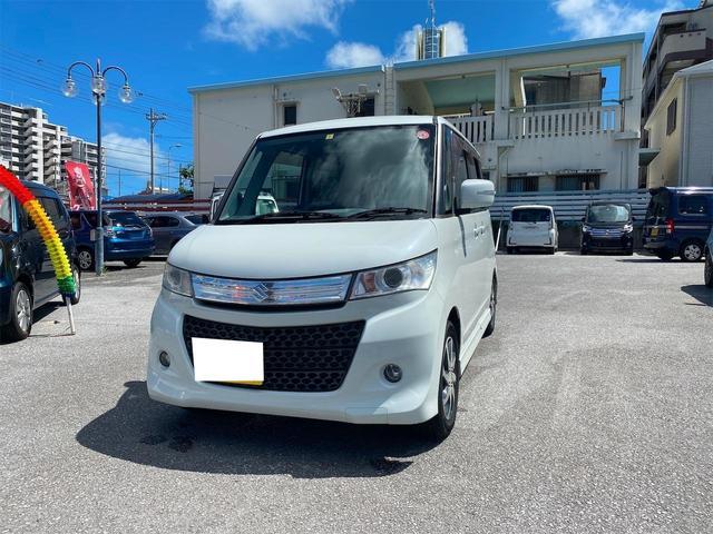 沖縄県中頭郡西原町の中古車ならパレットSW XS