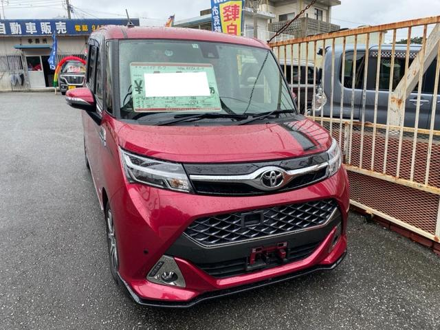 トヨタ カスタムG-T スマートキー ナビTV バックモニター 緊急ブレーキサポート 両側パワースライドドア ETC プッシュスタート LEDヘッドライト ターボ車