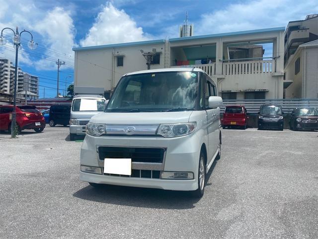 沖縄県宜野湾市の中古車ならタント カスタムXリミテッド