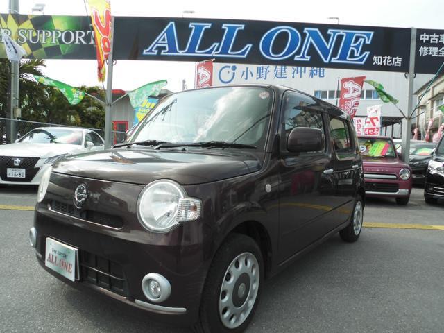 沖縄県の中古車ならミラココア ココアX 本土車 修復無 TV スマートキー