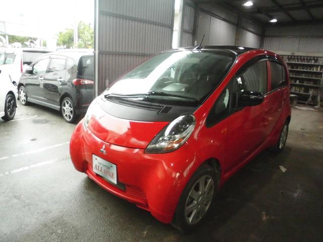沖縄県浦添市の中古車ならアイ LX 車検2年付 保証1ヶ月 ツートンカラー!